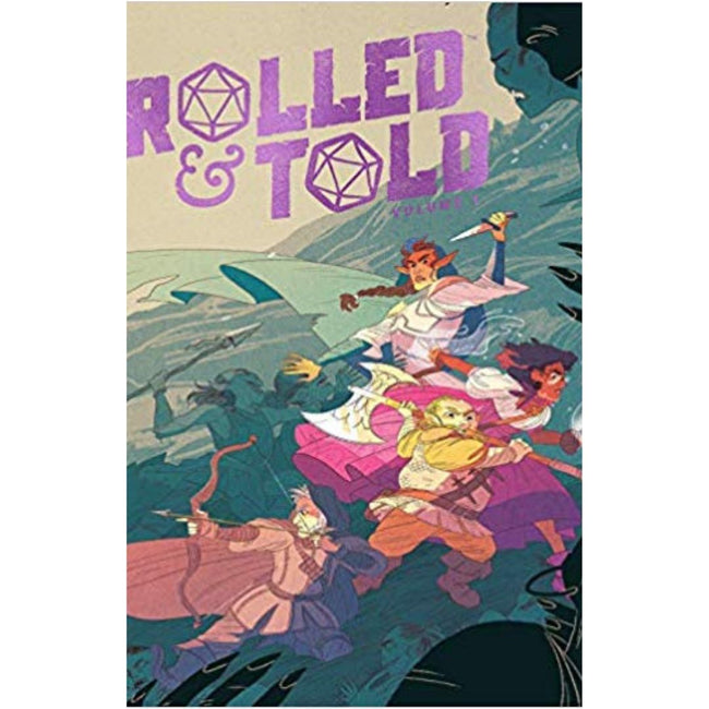 ROLLED AND TOLD HC VOL 1