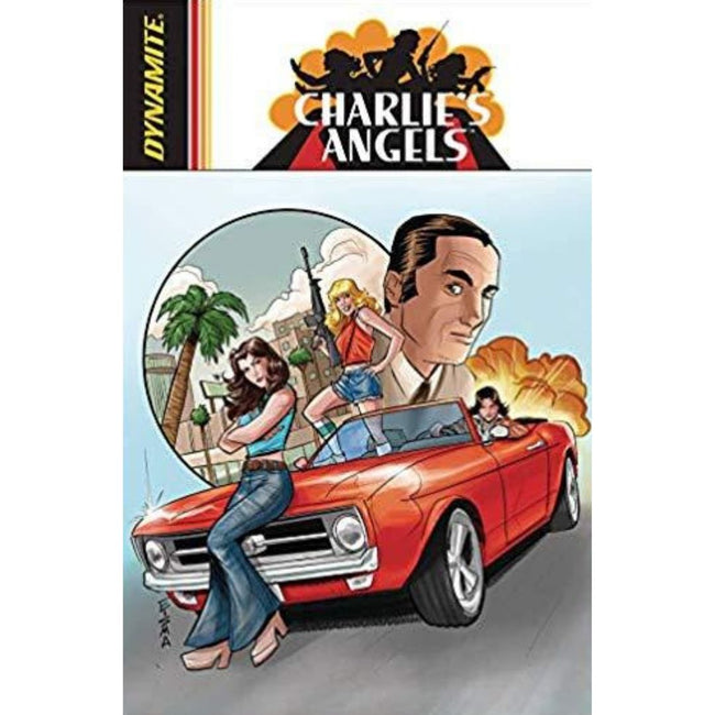 CHARLIES ANGELS TP VOL 01