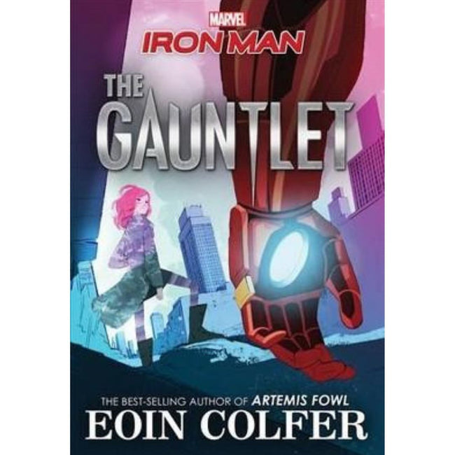 Iron Man: the Gauntlet TP novel