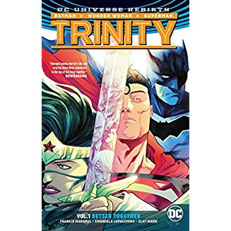 TRINITY TP VOL 01 BETTER TOGETHER