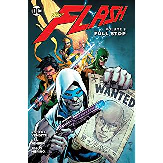 Flash Vol. 9: Full Stop