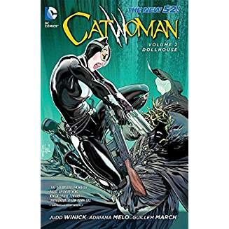 Catwoman Vol. 2: Dollhouse