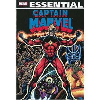 ESSENTIAL CAPTAIN MARVEL TP VOL 02