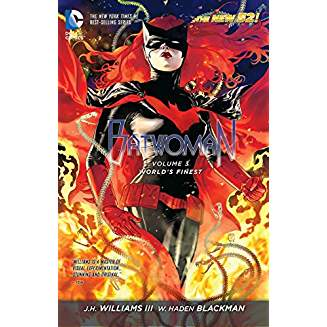 Batwoman Vol. 3: World's Finest