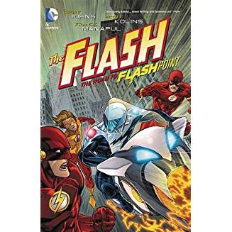 Flash Vol. 2: The Road to Flashpoint