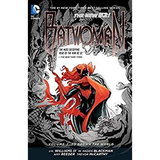 Batwoman Vol. 2: To Drown the World