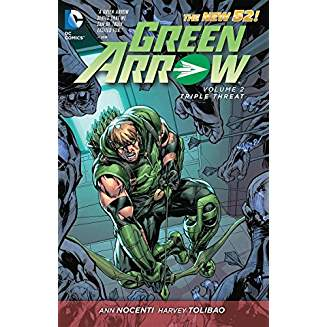 Green Arrow Vol. 2 Triple Threat