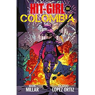 HIT-GIRL TP VOL 1