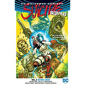 Suicide Squad Vol. 2 Going Sane (Rebirth)