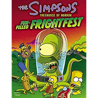 SIMPSONS TREEHOUSE OF HORROR  FUN-FILLED FRIGHTFEST TP