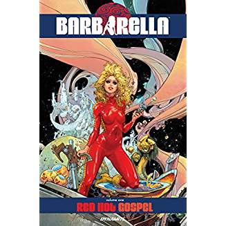 BARBARELLA TP VOL 01 RED HOT GOSPEL