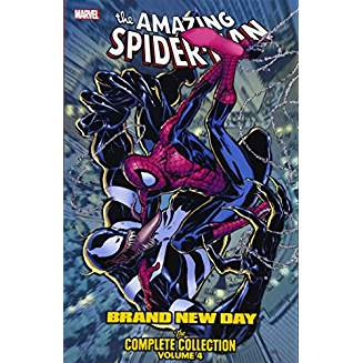 SPIDER-MAN BRAND NEW DAY COMPLETE COLLECTION TP VOL 04
