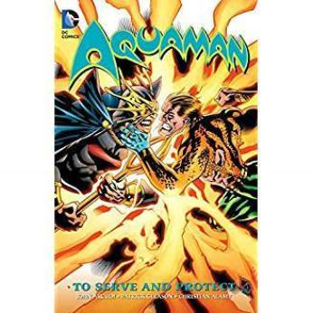 AQUAMAN: TO SERVE AND PROTECT VOL 2