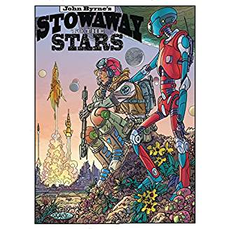JOHN BYRNE STOWAWAY TO THE STARS TP