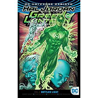 Hal Jordan And The Green Lantern Corps Vol. 2 Bottled Light