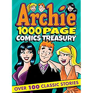 ARCHIE 1000 PAGE COMICS TREASURY TP