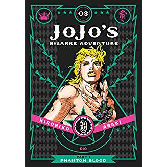 JOJOS BIZARRE ADV 1 PHANTOM BLOOD HC VOL 03