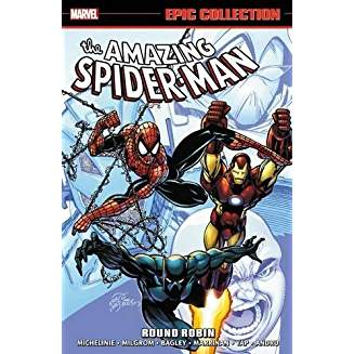 AMAZING SPIDER-MAN EPIC COLLECTION ROUND ROBIN TP