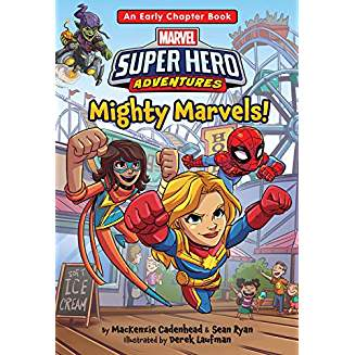 MARVEL SUPER HERO ADVENTURES GN TP MIGHTY MARVELS