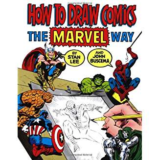 STAN LEE'S HOW TO DRAW COMICS THE MARVEL WAY