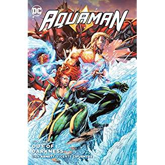 Aquaman Vol. 8 Out of Darkness HC