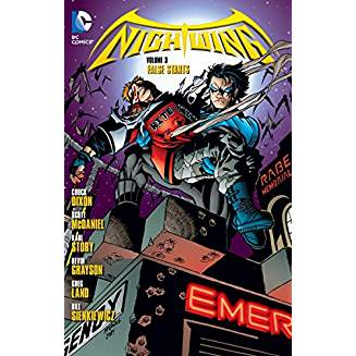 Nightwing Vol. 3: False Starts