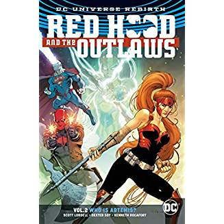 Red Hood And The Outlaws Vol. 2 (Rebirth)