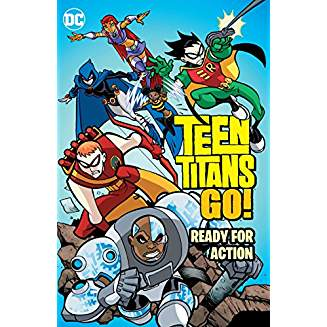 TEEN TITANS GO READY FOR ACTION TP