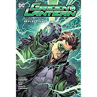 GREEN LANTERN TP VOL 08 REFLECTIONS