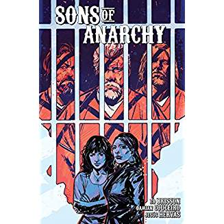 SONS OF ANARCHY TP VOL 02