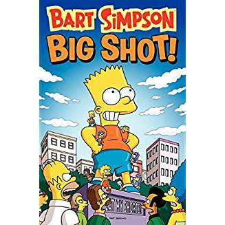 BART SIMPSON BIG SHOT TP
