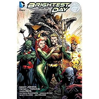 Brightest Day Vol. 2