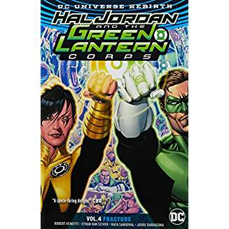 Hal Jordan And The Green Lantern Corps Vol. 4 Fracture