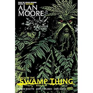 Saga of the Swamp Thing, Book 4