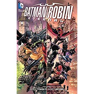 Batman & Robin Eternal Vol 1