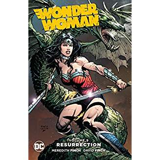 WONDER WOMAN TP VOL 09 RESURRECTION