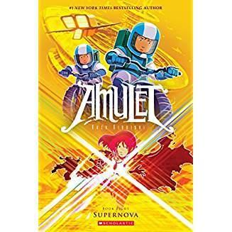 AMULET VOL 8 SUPERNOVA