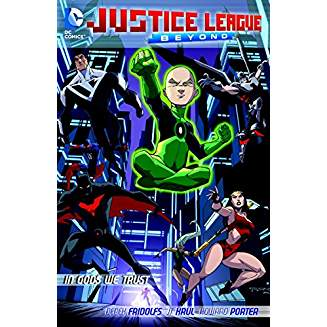 Justice League Beyond: In Gods We Trust