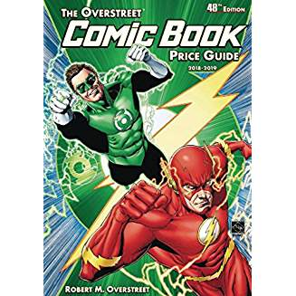 OVERSTREET COMIC BOOK PRICE GUIDE VOLUME 48 TP