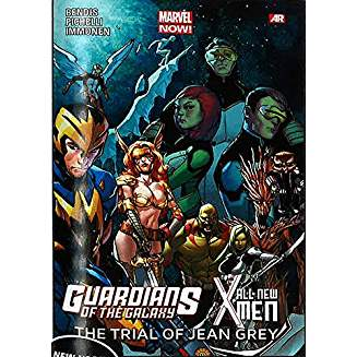 GUARDIANS OF THE GALAXY / ALL NEW X-MEN TP TRIAL OF JEAN GREY