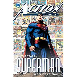 Superman - Action Comics: The Oz Effect Deluxe Edition