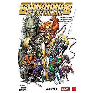 GUARDIANS OF THE GALAXY NEW GUARD TP VOL 02 WANTED