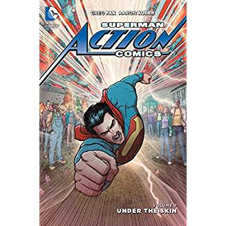Superman - Action Comics Vol. 7: Under the Skin (The New 52)