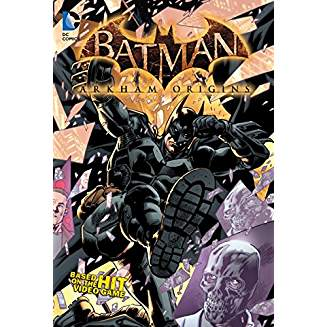 Batman Arkham Origins HC