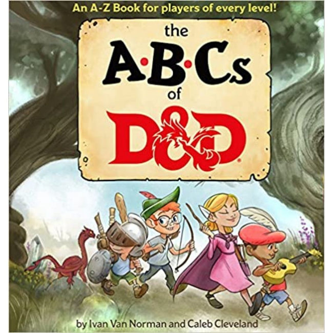 DUNGEONS & DRAGONS ABC's of D&D