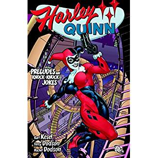 Harley Quinn Vol. 1: Preludes and Knock-Knock Jokes