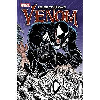COLOR YOUR OWN VENOM TP