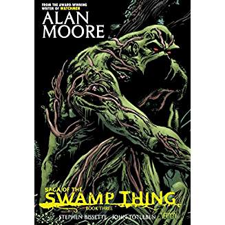 Saga of the Swamp Thing, Book 3