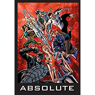 Absolute Authority Vol. 2