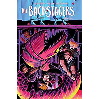 BACKSTAGERS TP VOL 02